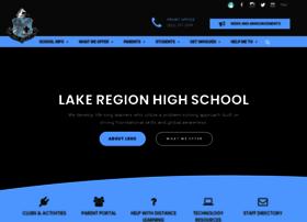 lakeregionthunder.com