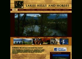 lakeshillsandhorses.com