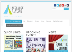 lakeshoreplayers.com