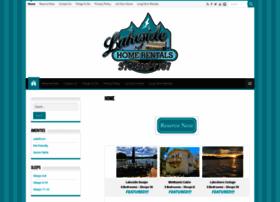 lakesidehomerentals.com