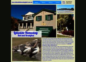 lakesidehomestaybnb.com.au