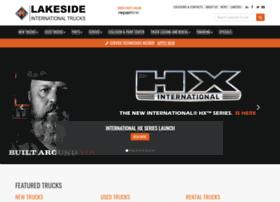 lakesidetrucks.com