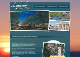 lakesidewinterpark.com