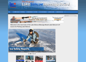 lakesimcoemessageboard.com