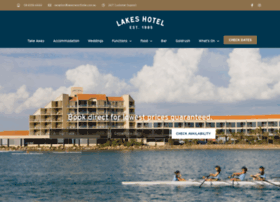 lakesresorthotel.com.au