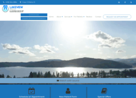 lakeviewdentalclinic.com