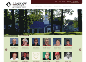lakeviewfuneralhome.net