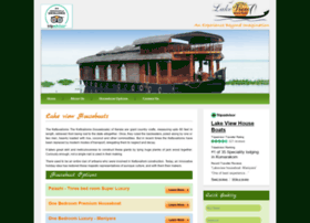 lakeviewhouseboat.com