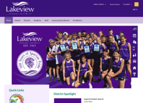 lakeviewspartans.org
