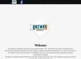 lakewaychurch.com