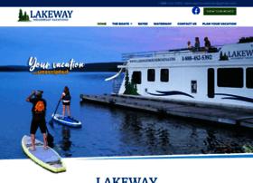 lakewayhouseboats.com