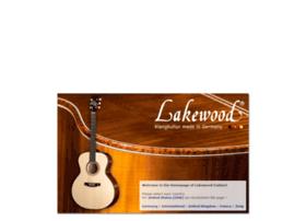 lakewood-guitars.com