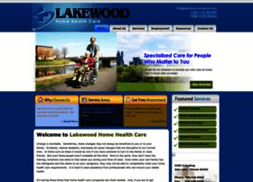 lakewoodhomecare.com