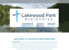 lakewoodpark.org