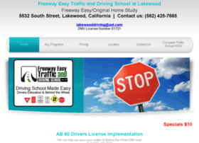 lakewoodtrafficanddriving.com