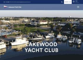 lakewoodyachtclub.com