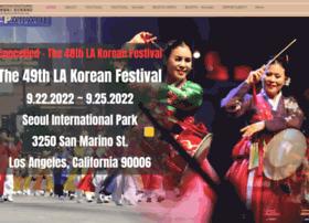 lakoreanfestival.org