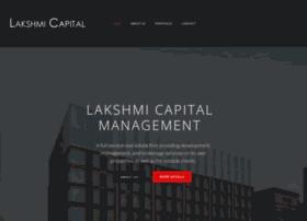 lakshmi-capital.com