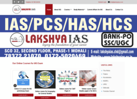 lakshyaias.co.in