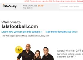 lalafootball.com