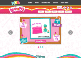 lalaloopsy.com info. Lalaloopsy™ | Sew Magical Sew Cute, Adorable