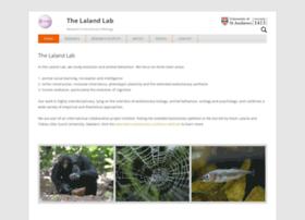 lalandlab.st-andrews.ac.uk