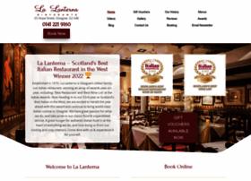 lalanterna-glasgow.co.uk
