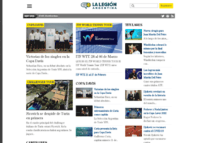 lalegionargentina.com.ar