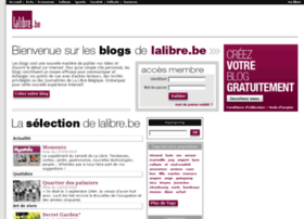 lalibreblogs.be