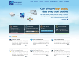 lalinartdataentry.com