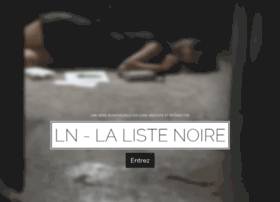 lalistenoire.com