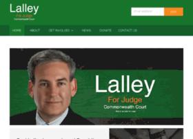 lalleyforjudge.nationbuilder.com