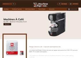 lamachineexpresso.fr
