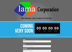 lamacorporation.com