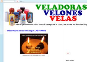 lamagiadelasvelas.blogspot.com