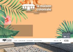 lamaisoncoloniale.fr