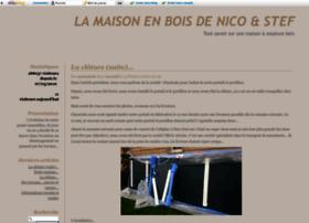 lamaisonenboisdenicoetstef.eklablog.fr
