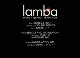 lamba.com.au