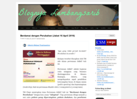 lambangsarib.wordpress.com