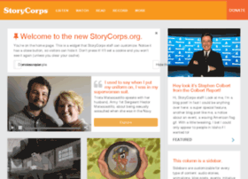 lambda.storycorps.org