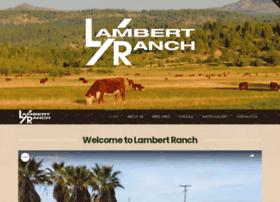 lambertranchherefords.com