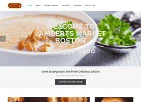 lambertsmarket.com