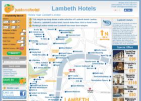 lambethhotelslondon.co.uk
