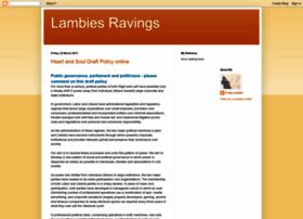 lambiesravings.blogspot.com