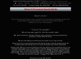 lambrettaupgrades.co.uk