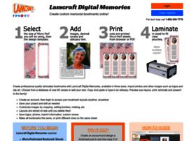 lamcraftdigitalmemories.com