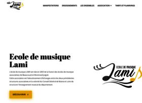 lami-musique.org