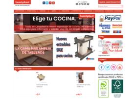 Cocinas modernas graiman websites and posts on cocinas - Lamiplast cocinas ...
