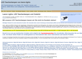 lamm-lights.com