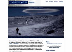 lamontagnegeophysics.com